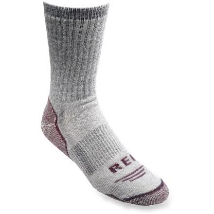 REI Organic Merino Wool Hiker II Sock