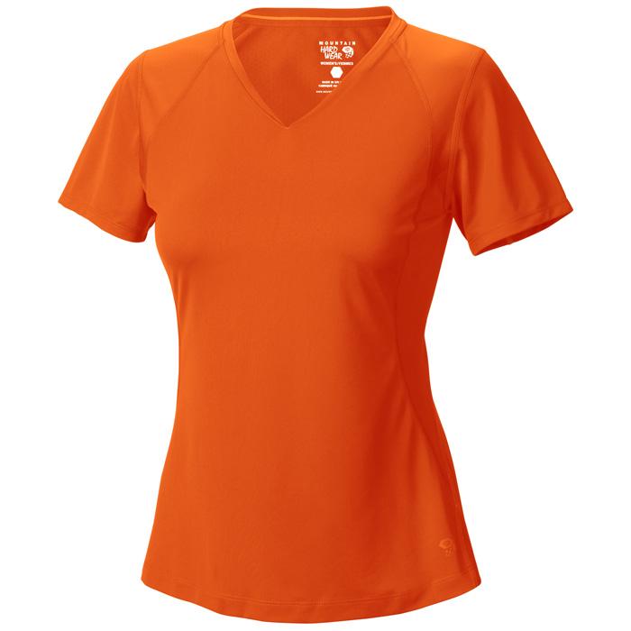 photo: Mountain Hardwear DryHiker Tephra Short Sleeve T short sleeve performance top