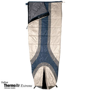 photo: Slumberjack Tour Lite +40°F warm weather synthetic sleeping bag