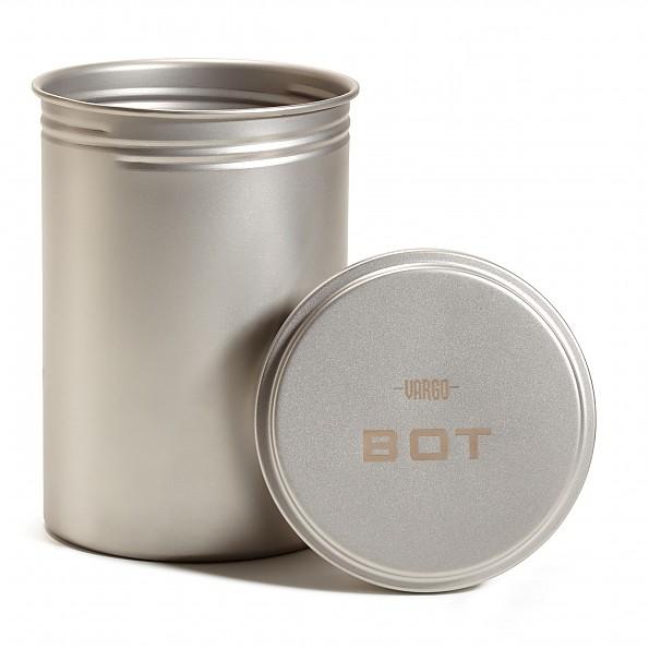 Vargo Titanium BOT Bottle Pot