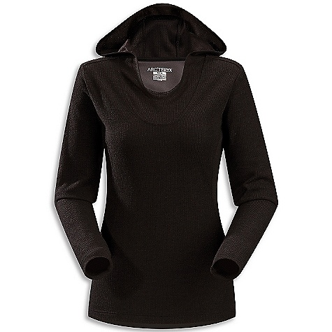 photo: Arc'teryx Lodyn Hoody fleece top
