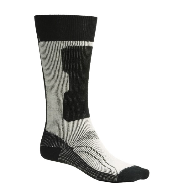 photo: Woolrich Merino Wool Ski Socks snowsport sock