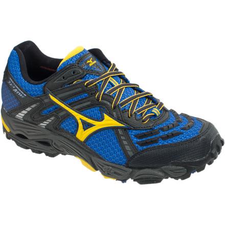 photo: Mizuno Men's Wave Cabrakan 3 trail running shoe