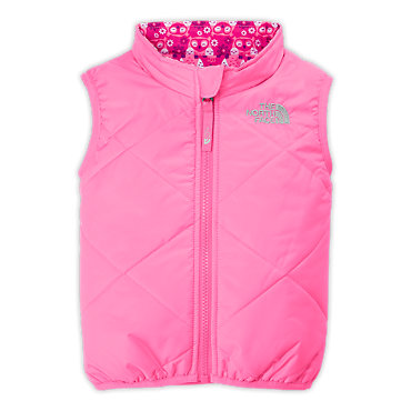 photo: The North Face Infant Reversible Perrito Vest synthetic insulated vest
