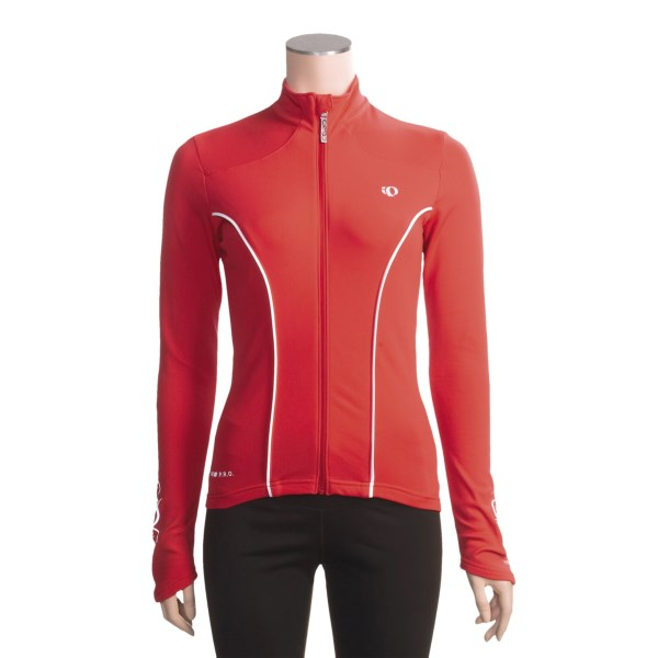photo: Pearl Izumi P.R.O. Thermal Jersey wind shirt