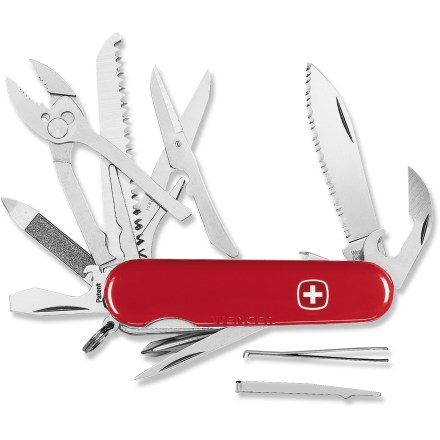 Wenger Serrated Master