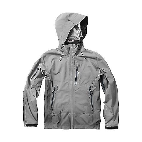 photo: Westcomb Skeena Hoody soft shell jacket