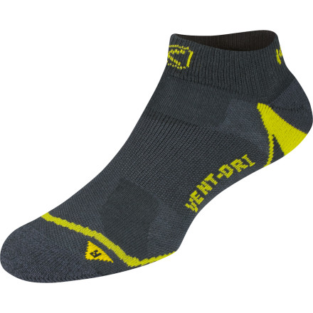 photo: Keen Mt. Airy PED Lite Sock running sock
