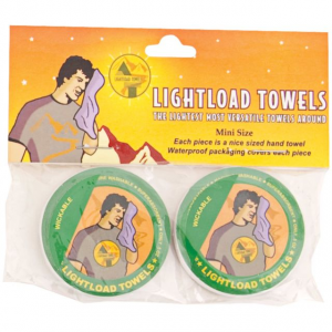 photo: Lightload Towels  towel