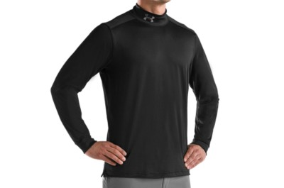 photo: Under Armour Hammer Longsleeve Mock long sleeve performance top