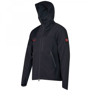 photo: Mammut Men's Ultimate Hoody soft shell jacket