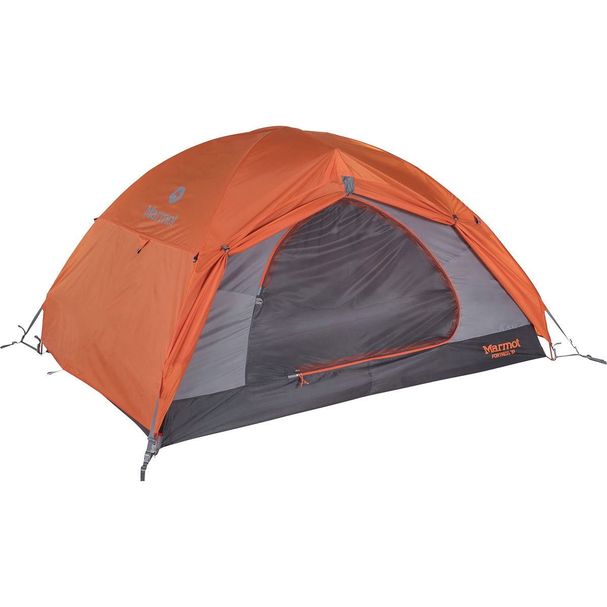 photo: Marmot Fortress 3P four-season tent