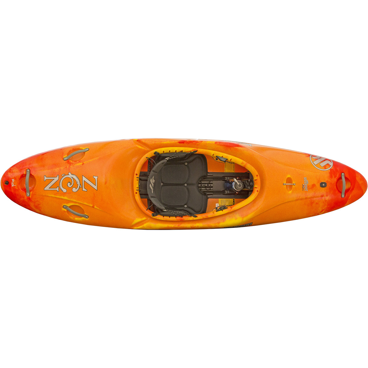 photo: Jackson Kayaks Zen whitewater kayak