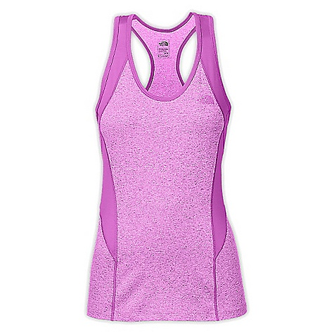 photo: The North Face Reactor Tank short sleeve performance top