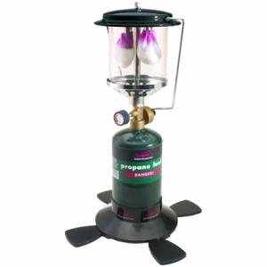 photo: Texsport Double Mantle Propane Lantern fuel-burning lantern