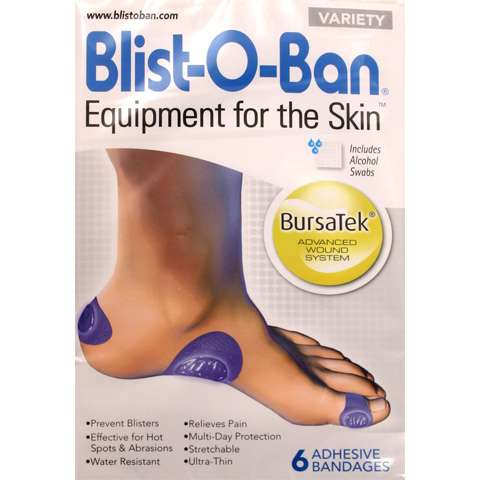 photo: SAM Medical Blist-O-Ban Blister Kit first aid supply