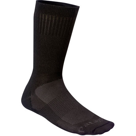 photo: Patagonia Lightweight Hiking Crew Liner Sock liner sock
