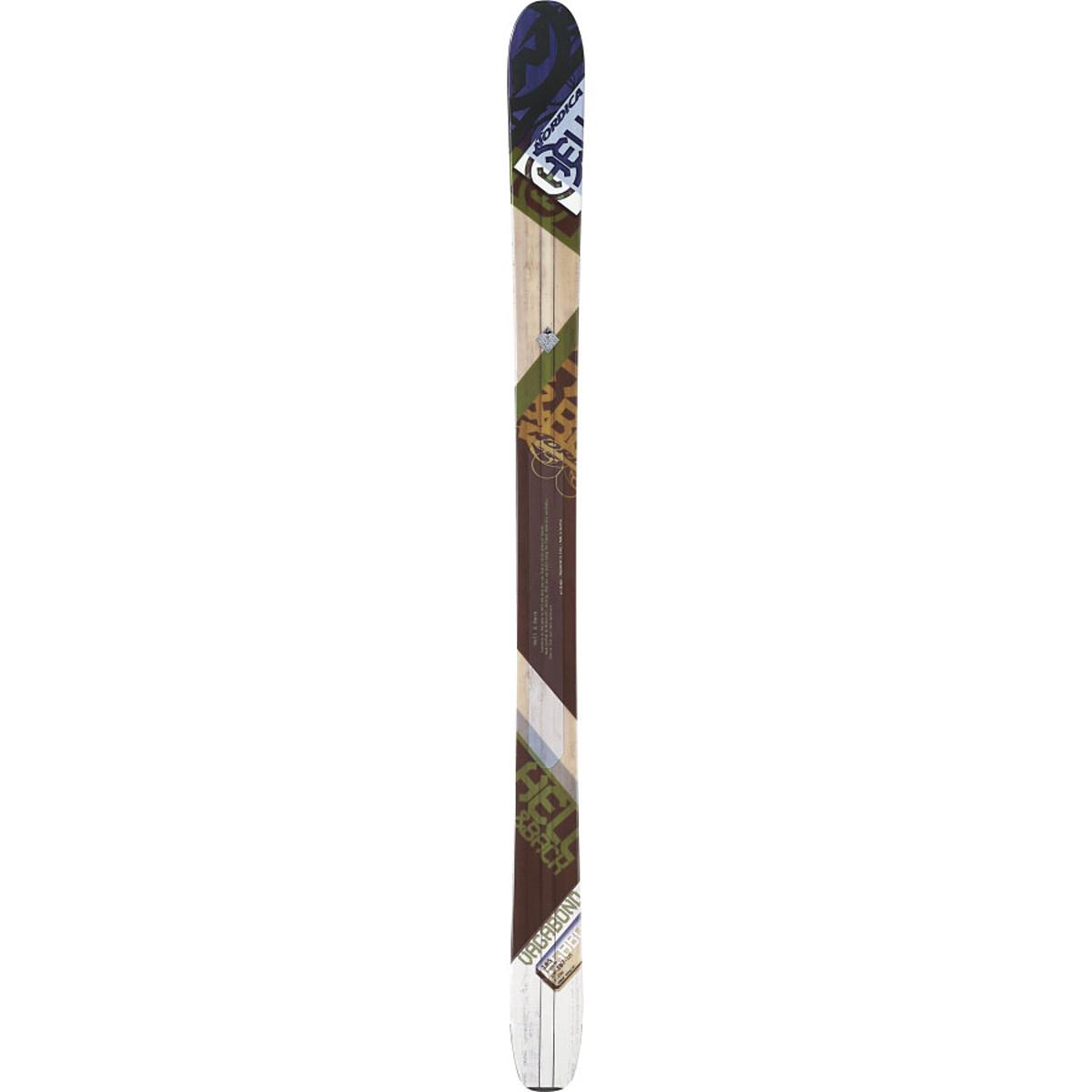 photo: Nordica Vagabond alpine touring/telemark ski