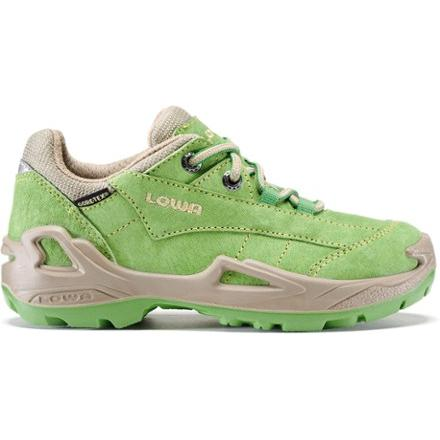 photo: Lowa Frankie GTX Lo trail shoe