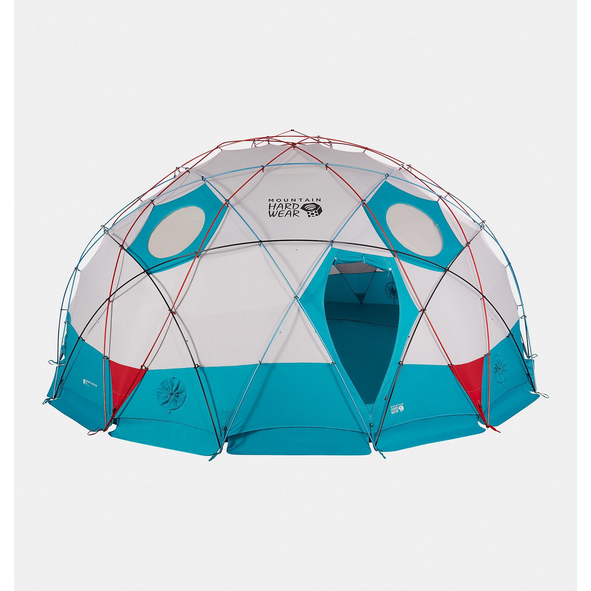 photo: Mountain Hardwear Space Station four-season tent