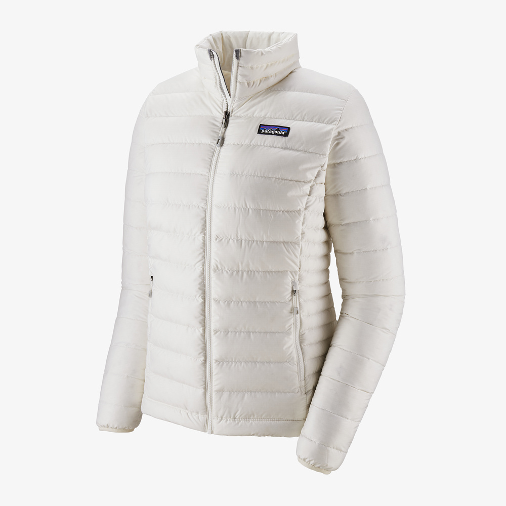 photo: Patagonia Women's Down Sweater down insulated jacket