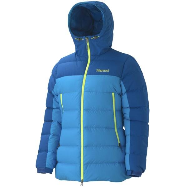 Marmot Mountain Down Jacket Reviews - Trailspace.com