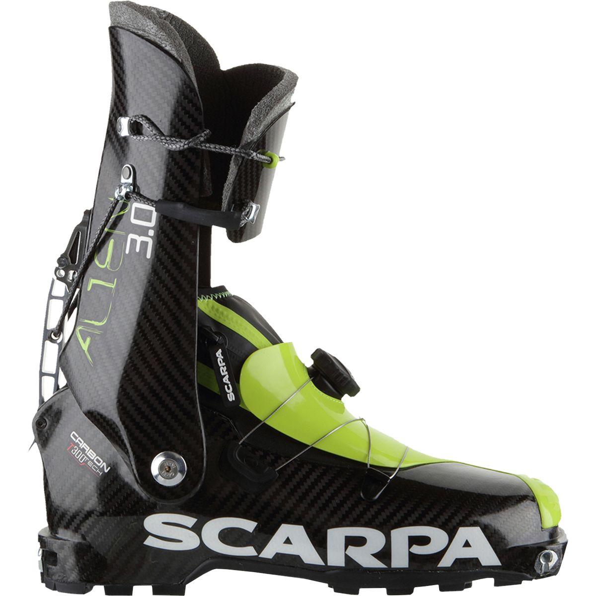 photo: Scarpa Alien 3.0 alpine touring boot