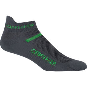 photo: Icebreaker Men's Multisport Ultralite Micro running sock