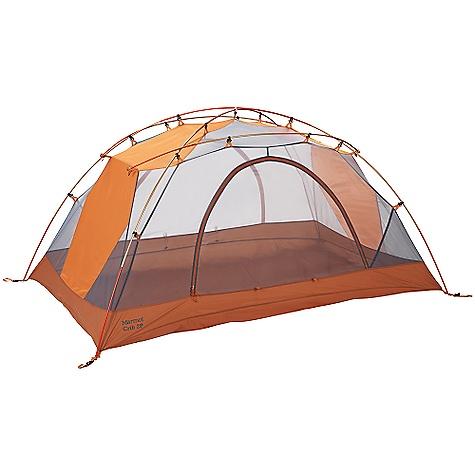 photo: Marmot Crib 3P three-season tent
