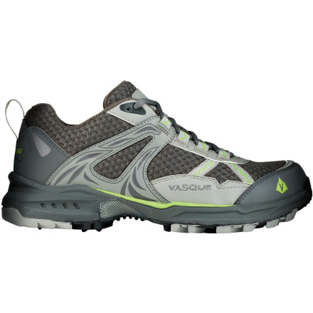 photo: Vasque Kids' Velocity 2 trail shoe