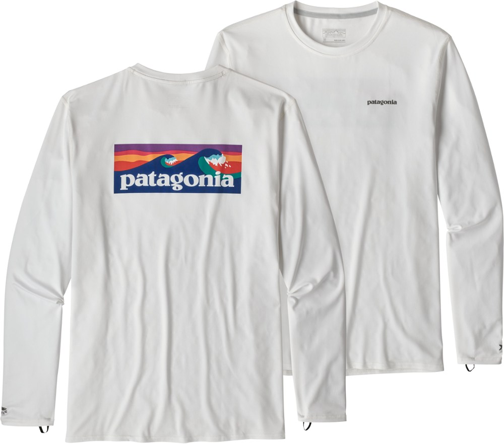 photo: Patagonia RØ Long-Sleeved Sun Tee long sleeve performance top