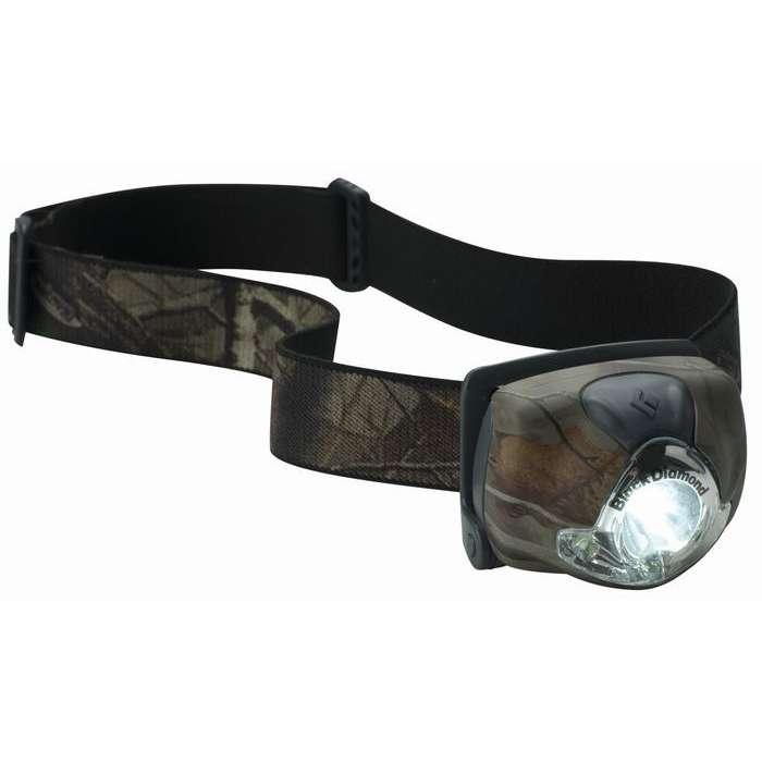 photo: Black Diamond Camo Spot headlamp