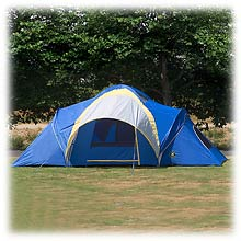 Academy Broadway 4-Room Dome Tent