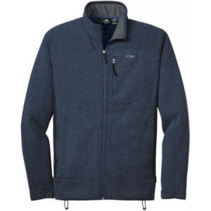 photo: Outdoor Research Exit Jacket wool jacket