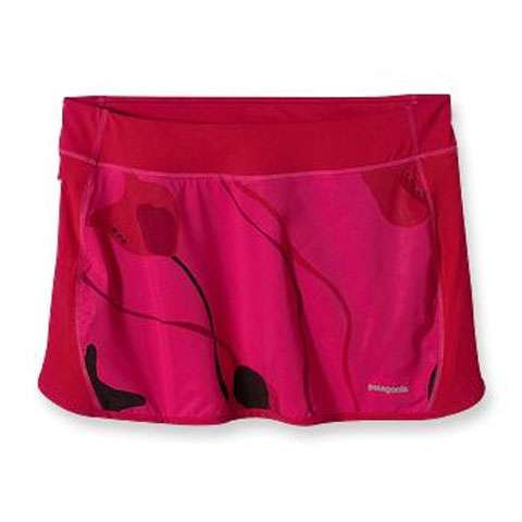 photo: Patagonia Women's Multi-Use Skirt running skirt