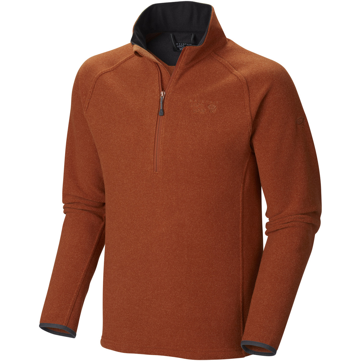 Mountain Hardwear Toasty Tweed 1/4 Zip