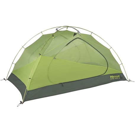 photo: Marmot Crane Creek 2P three-season tent