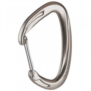 photo: Mammut Crag non-locking carabiner