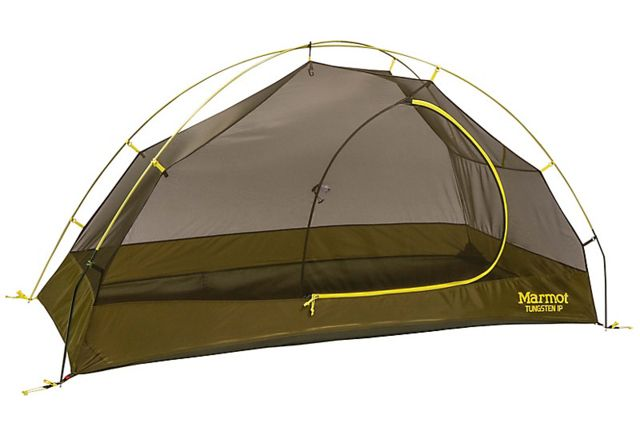 photo: Marmot Tungsten 2P three-season tent