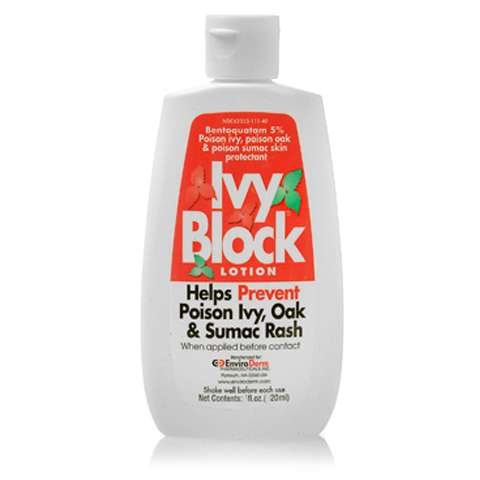 photo of a Ivy Block first aid supply