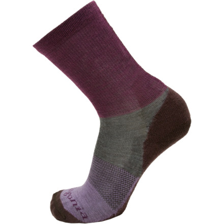 photo: Patagonia Women's Ultra Lightweight Hiking Crew Sock hiking/backpacking sock