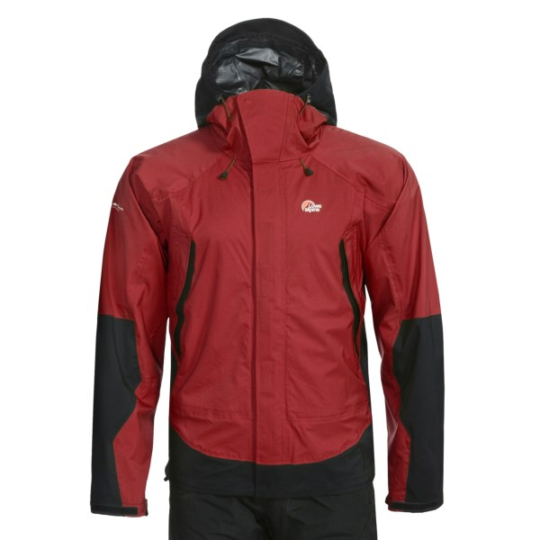 photo: Lowe Alpine Flash Jacket waterproof jacket