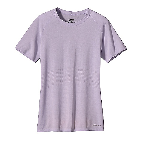photo: Patagonia Short-Sleeved Seamless Gamut Shirt short sleeve performance top