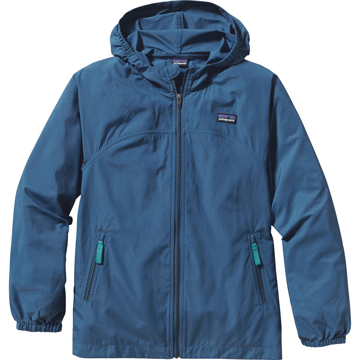 photo: Patagonia Boys' First Sun Jacket wind shirt
