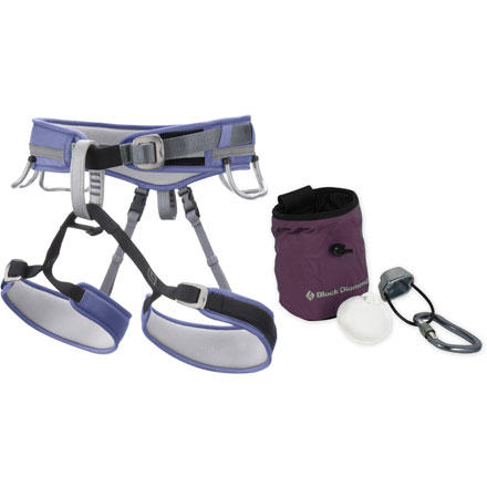 photo: Black Diamond Primrose AL Package sit harness