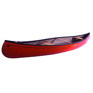 photo: Old Town Pathfinder recreational canoe