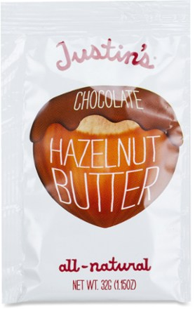 photo: Justin's Chocolate Hazelnut Butter snack/side dish