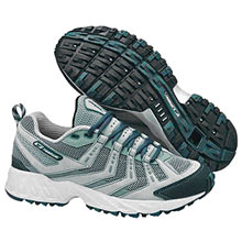 photo of a Reebok trail running shoe