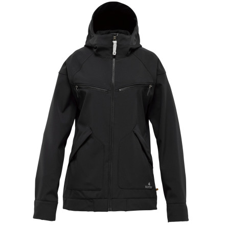 photo: Burton Lakota Softshell Jacket soft shell jacket