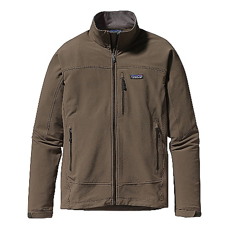photo: Patagonia Simple Guide Jacket soft shell jacket